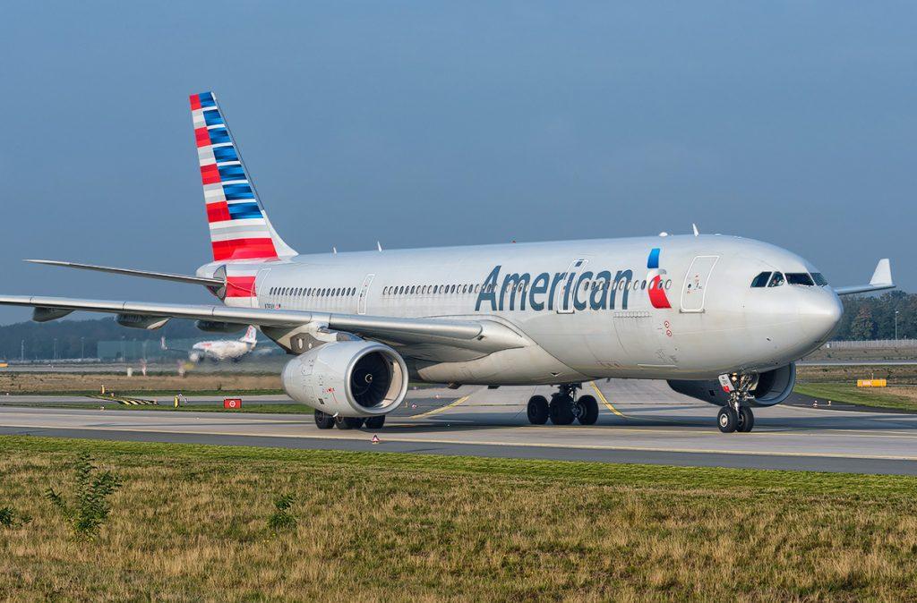 N291AY American Airlines Fleet Airbus A330-200