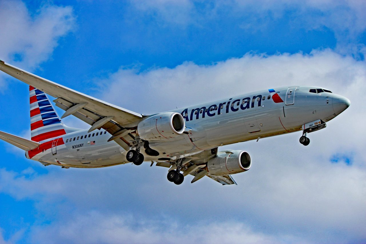 American Airlines Fleet Boeing 737-800 Details and Pictures