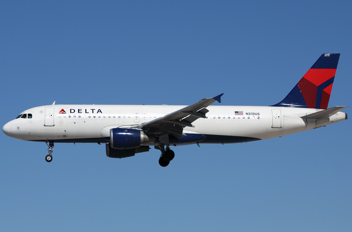 N315US Delta Air Lines Fleet Airbus A320-200 Photos