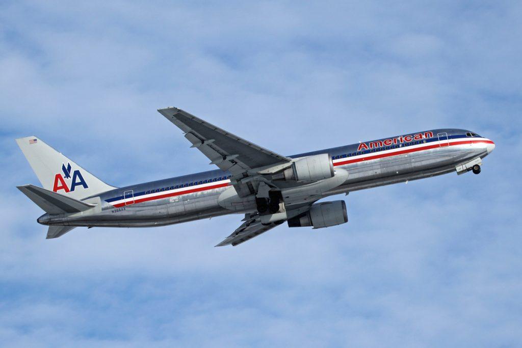 N366AA : Boeing 767-323 (ER) : American Airlines