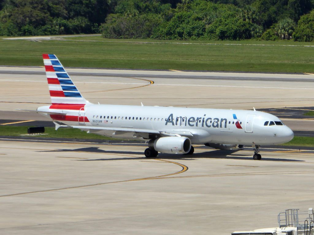 American Airlines Fleet Airbus A320 200 Details And