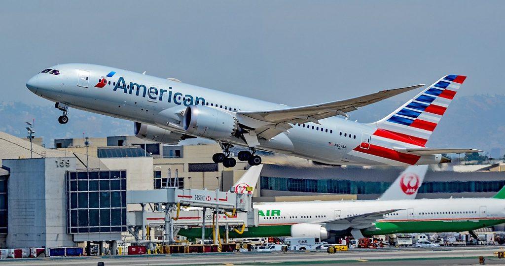N807AA American Airlines Boeing 787-8 Dreamliner s-n 40625