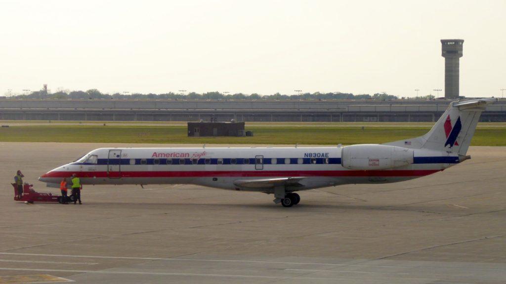 N830AE - Embraer ERJ-140LR - American Eagle (Envoy Air)