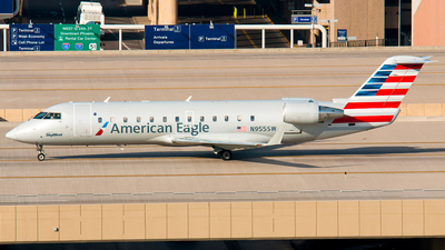 N955SW - Bombardier CRJ-200ER - American Eagle (SkyWest Airlines)