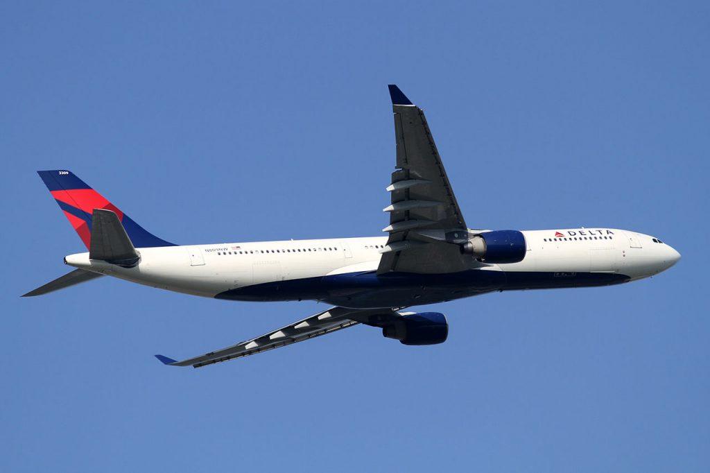 Narita International Airport, Airbus A330-323X N809NW, c:n-663, Delta Airlines Fleet