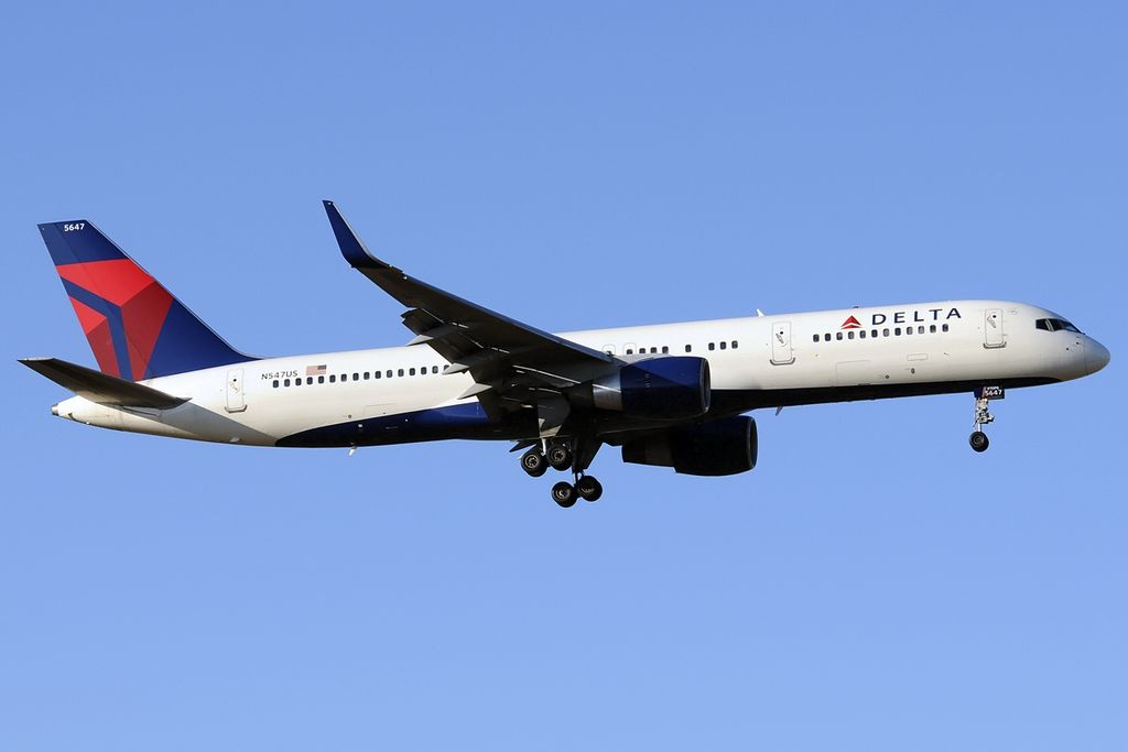 Delta Air Lines Fleet Boeing 757-200 Details and Pictures