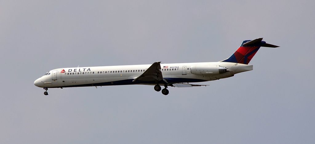 Delta Air Lines Fleet McDonnell Douglas MD-88; N927DA @PHL Philadelphia International Airport