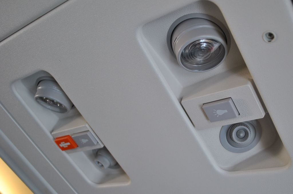 Delta Air Lines Regional Jet Fleet McDonnell Douglas MD-88 First Class cabin PSU system Photos