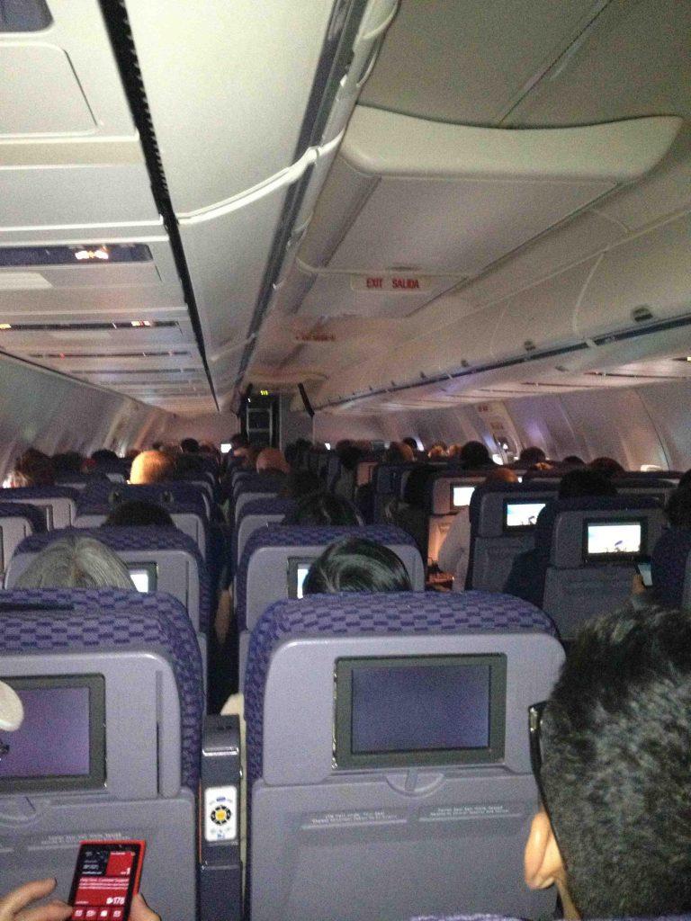 United Airlines Fleet Boeing 737-700 Premium Economy:Economy Plus:Economy Class Cabin Configuration and Seats Layout