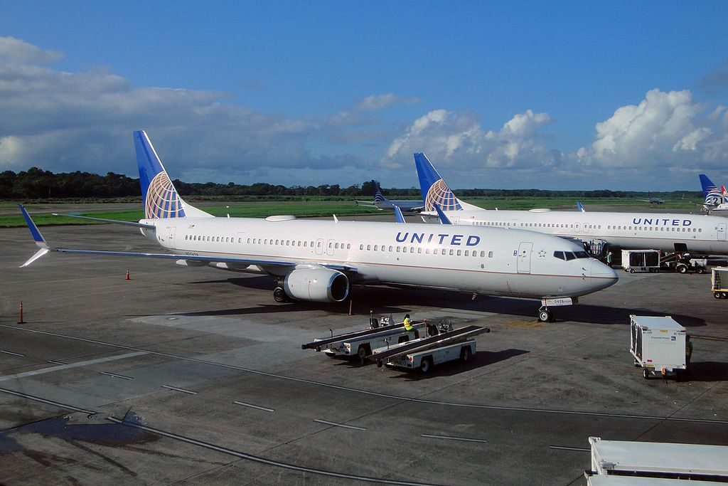 United Airlines Fleet Boeing 737-924-ER N75428 at Panama City - Tocumen (General Omar Torrijos Herrera) (PTY : MPTO)