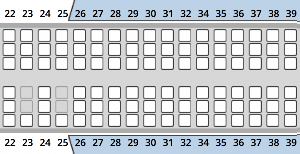 United Airlines Fleet Boeing 737 Max 9 Aircraft Seating Chart and Seat maps Economy Seats to Pick 3-3 configuration Economy seats have at least 30 inches of pitch