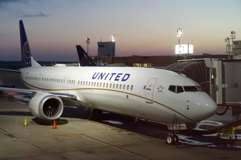 United-Airlines-Fleet-Boeing-737-Max-9-N67501-Aircraft-Parking-on-Boarding-gate-at-George-Bush-Intercontinental-Airport.jpg