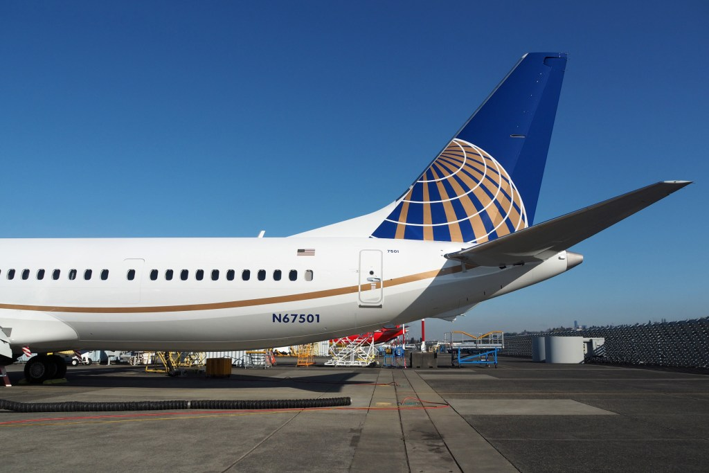 United Airlines Fleet Boeing 737 Max 9 Details and Pictures