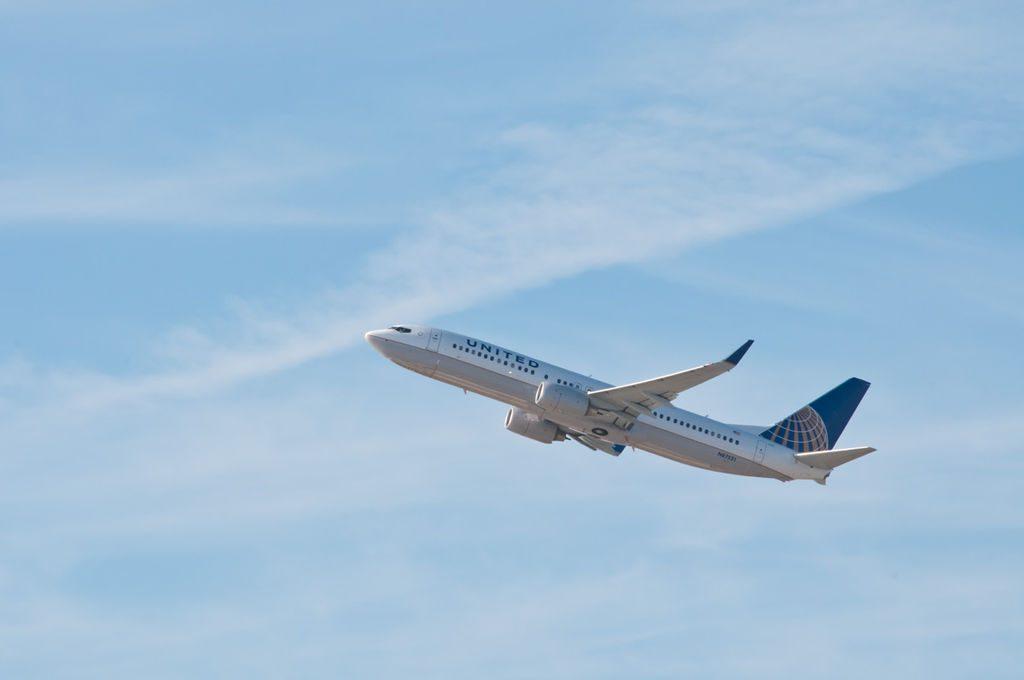 United Airlines Fleet - N87531 - Boeing 737-800