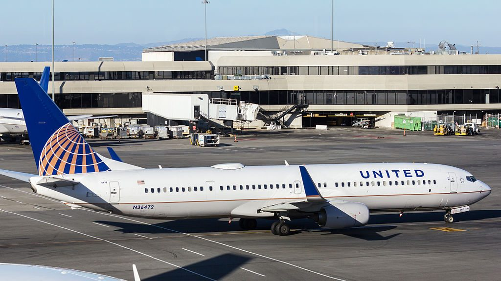 United Airlines - N36472 - Boeing 737-924ER - cn:serial number- 31653:4436 - San Francisco International Airport