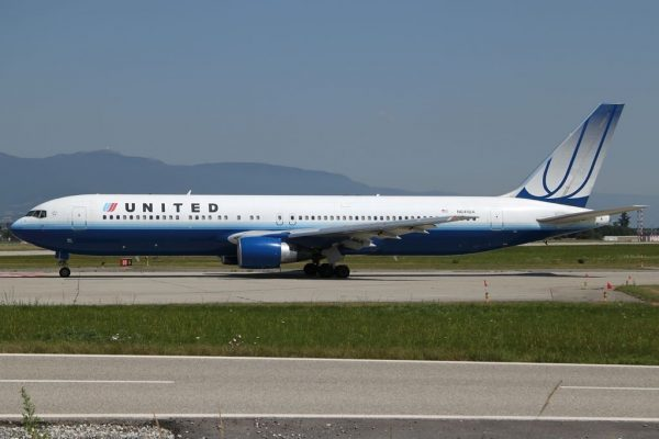 United Airlines Fleet Boeing 767-300ER Details and Pictures