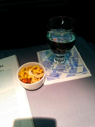 United Airlines Aircraft Fleet Boeing 767 300ER Polaris FirstBusiness Class Cabin Inflight Amenities Snacks and Drinks Services