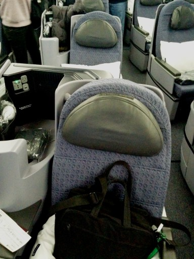 United Airlines Aircraft Fleet Boeing 767 300ER Polaris FirstBusiness Class Cabin Seats Row Layout