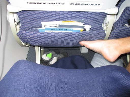 United Airlines Aircraft Fleet Boeing 767 300ER Premium Eco Economy Plus Cabin Seats Pitch Legroom Photos