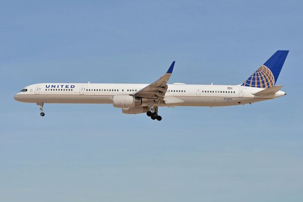 United Airlines Fleet Boeing 757-300 Details and Pictures