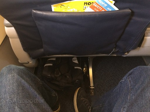 Airbus A319 100 Spirit Airlines Premium Eco Big Front Seats Pitch Legroom Photos @SANspotter