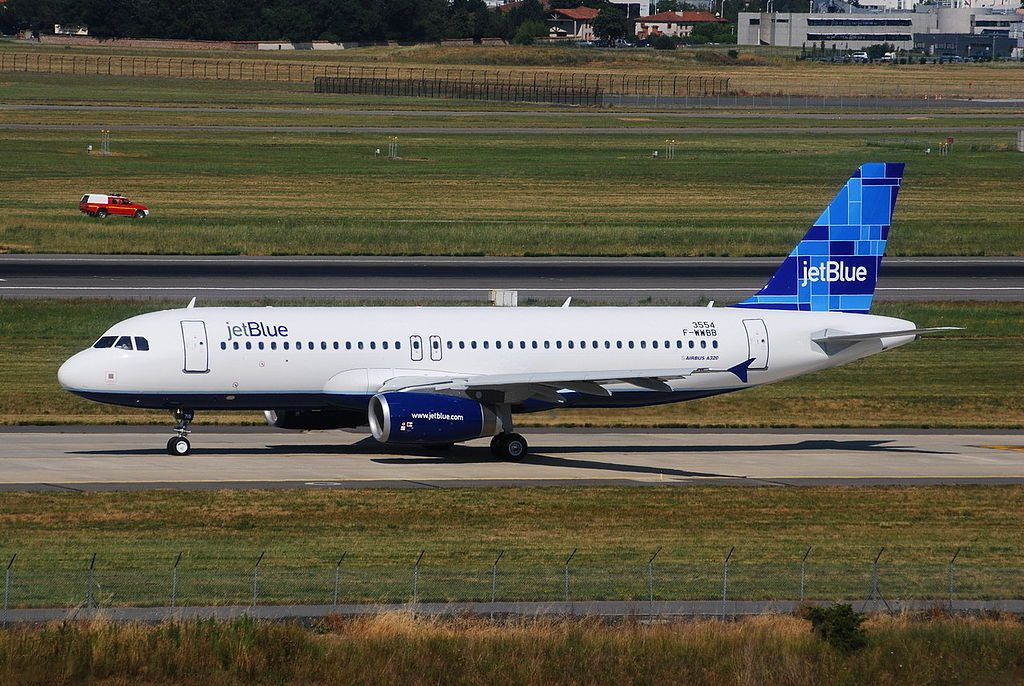 JetBlue Airways Fleet Airbus A320-200 Details and Pictures