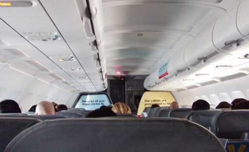 Airbus A320 200 Spirit Airlines Economy Cabin Interior Configuration Photos