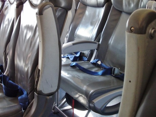 Airbus A320 200 Spirit Airlines Economy Cabin Standard Coach Seats Layout
