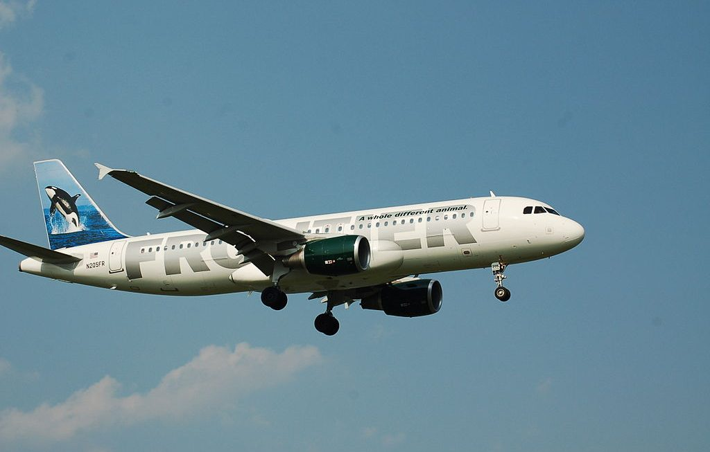 Frontier Airlines Fleet Airbus A320-200 Details and Pictures