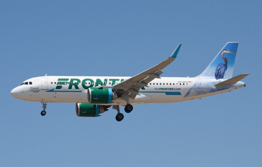 Frontier Airlines Fleet Airbus A320Neo Details and Pictures