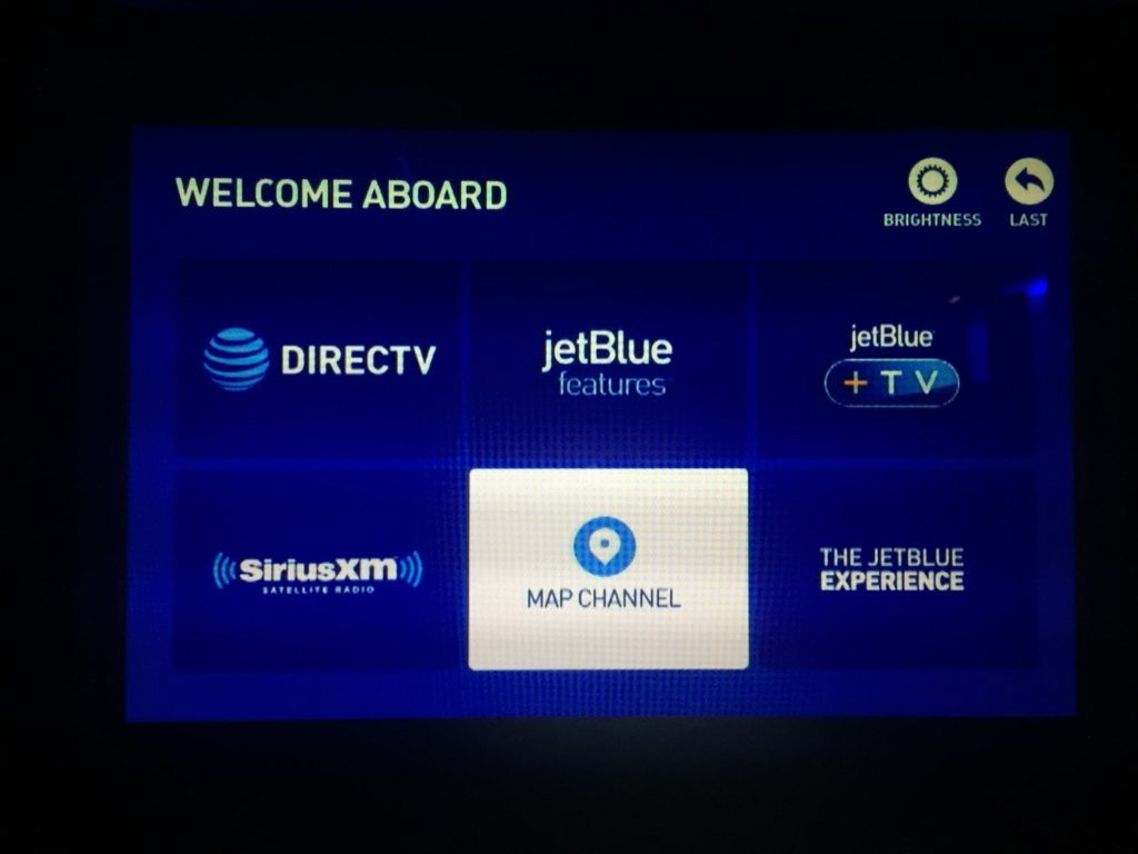 Airbus A321 200 JetBlue Mint Suite Business Class Inflight Services Entertainment IFE system option