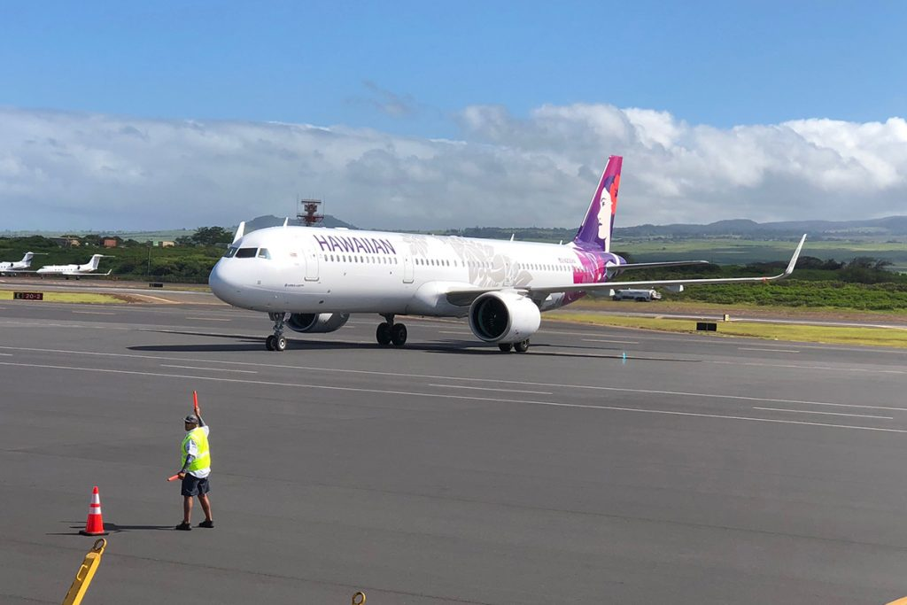 Airbus A321Neo Hawaiian Airlines New Aircraft Fleet Photos