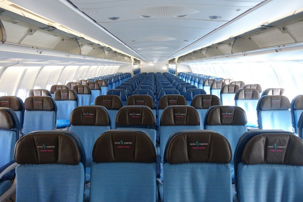 Airbus-A330-200-Hawaiian-Airlines-Extra-Comfort-Premium-Seating-Economy-Cabin-2-4-2-Configuration