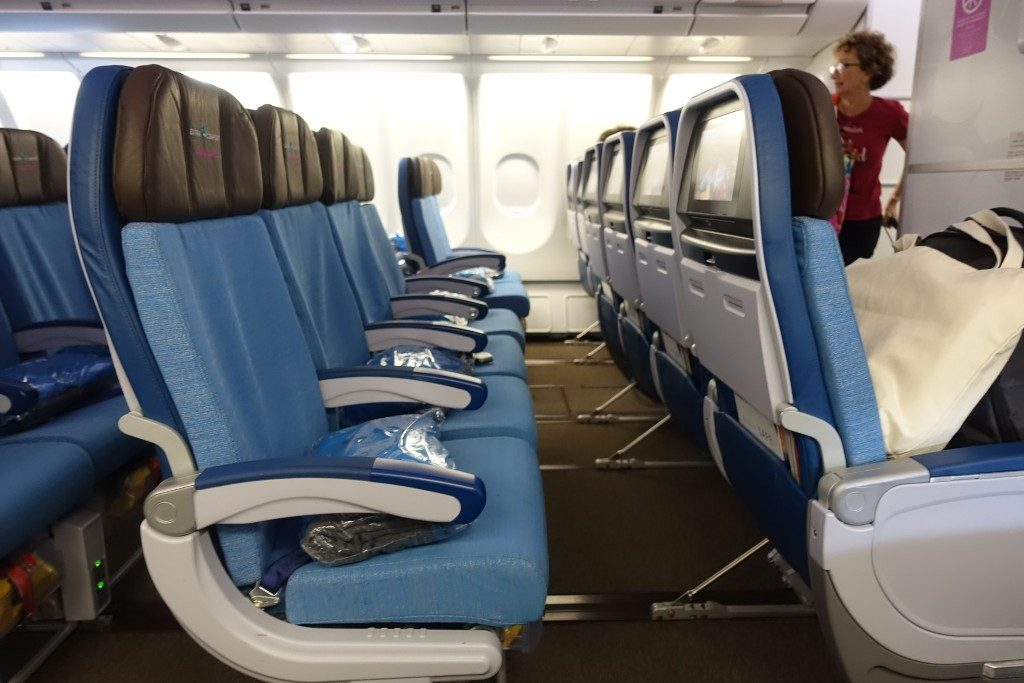 Airbus-A330-200-Hawaiian-Airlines-Extra-Comfort-Premium-Seating-Seats-Pitch-Rows