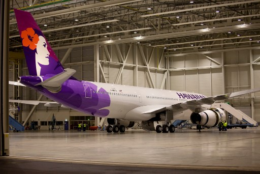 Airbus-A330-243-cnserial-number-1171-22Iwakelii22-Widebody-Aircraft-Hawaiian-Airlines-Fleet-maintenance-at-oulouse-Blagnac