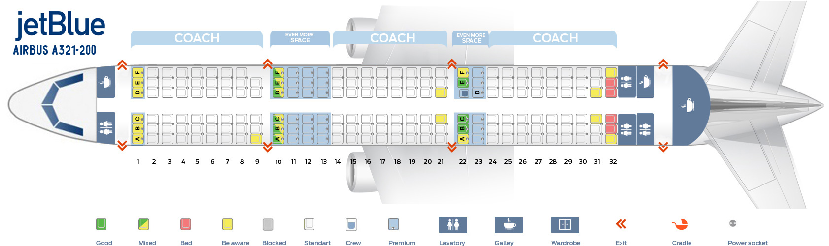 Cabin Con Uration V1 Seat Map And Seating Chart Airbus A321 200. Cabin Con Uration V1 Seat Map And Seating Chart Airbus A321 200 Jetblue Airways. Seat. Airplane Seating Schematic At Scoala.co