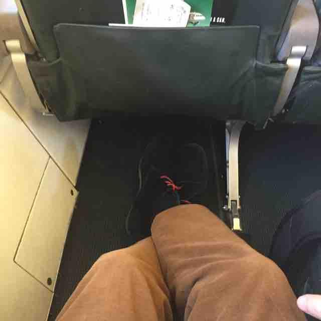 Frontier Airlines Airbus A319 100 Stretch seating option is totally worth the upgrade