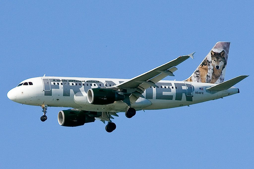 Frontier Airlines Airbus A319 112 Lobo the Gray Wolf N941FR Narrow Body Aircraft Photos