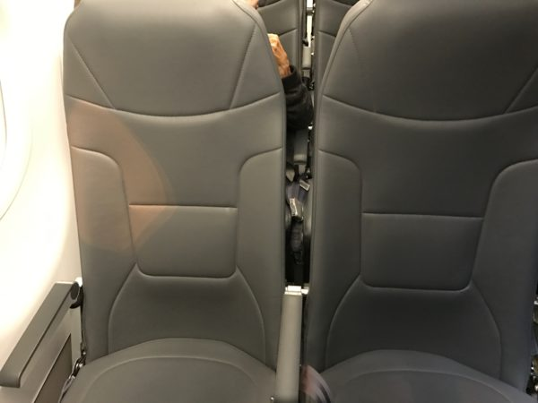 Frontier Airlines Airbus A321 200 Economy Cabin Inteiror Stretch Seat Photos