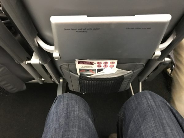 Frontier Airlines Airbus A321 200 Regular Seating Seat Pitch Legroom Photos