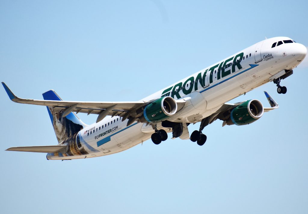 Frontier Airlines Aircraft Fleet N715FR Airbus A321 200 Cactus the Coyote