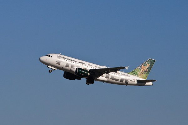 Frontier Airlines Fleet Airbus A319-100 Details and Pictures