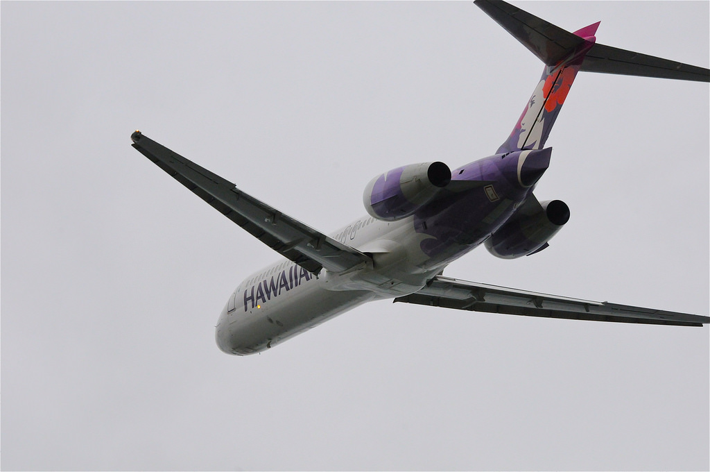 Hawaiian Airlines Aircraft Fleet N493HA Uau Boeing 717 2BL Photos