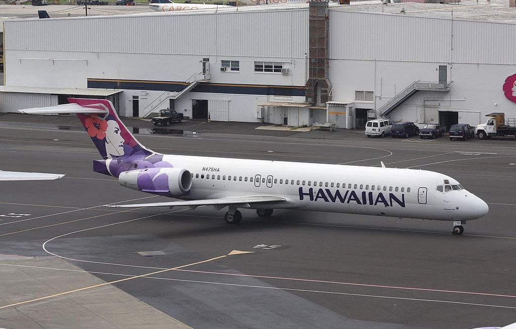 Hawaiian Airlines Fleet Boeing 717-200 Details and Pictures