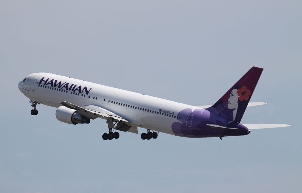 Hawaiian Airlines Fleet Boeing 767-300/ER Details and Pictures