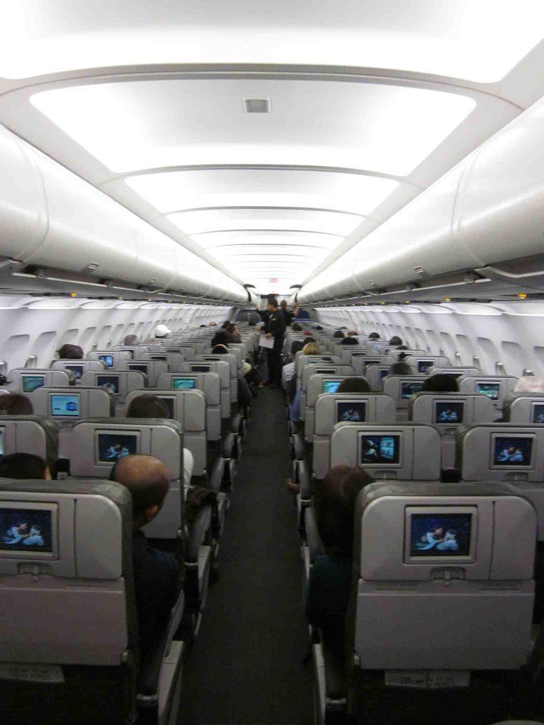 JetBlue Airbus A320 200 Inflight cabin interior photos