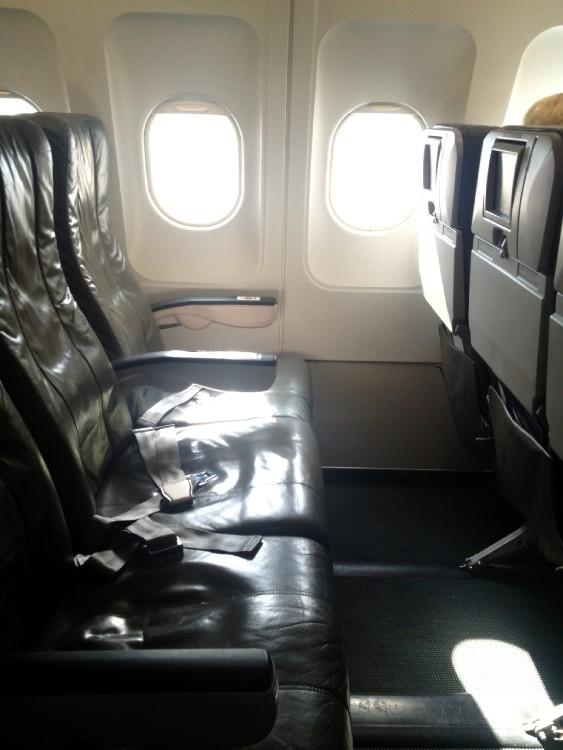 JetBlue Airbus A320 200 Premium Economy Even More Space Seats Row