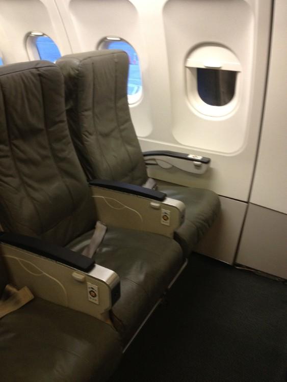 JetBlue Airbus A320 200 Standard Bulkhead Coach Seats