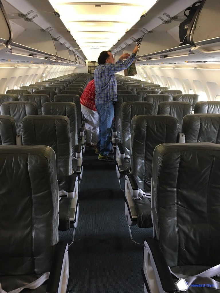 JetBlue Airways Airbus A320 200 Economy Cabin Interior Configuration 3 3 Seats Layout