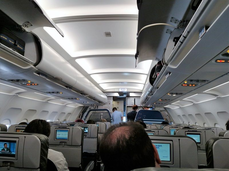JetBlue Airways Airbus A320 200 Economy Cabin Interior Configuration and Seats Layout Photos